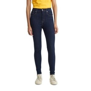 Levi Mike high super skinny Jeans